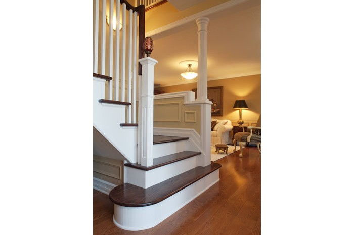 Classic Traditional Foyer