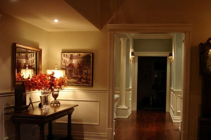 Country Estate Foyer