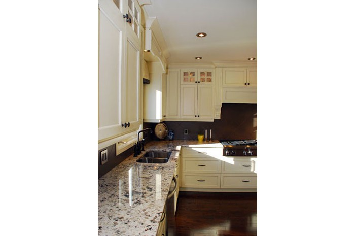 French Casual Kitchen