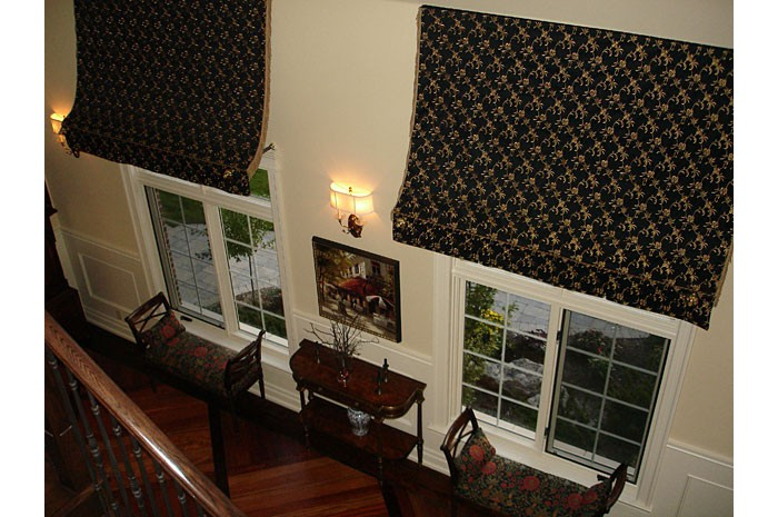 Custom Interior Foyer Awnings