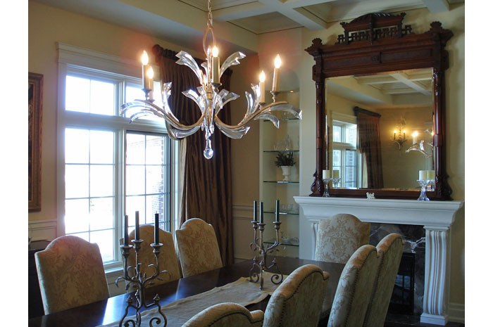 Country Estate Dining Room